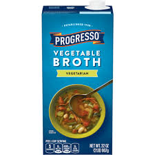 vegetarian vegetable broth
