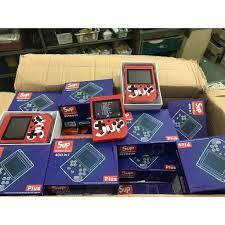 MÁY CHƠI GAME 4 NÚT CẦM TAY SUP GAME BOX 400 IN 1 PLUS - P293830 | Sàn  thương mại điện tử của khách hàng Viettelpost