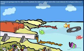 water pollution you