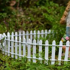 White Picket Fence Shady Acres Herb Farm