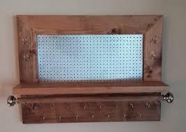 wall mounted jewelry organizer small