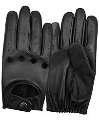 leather driving gloves mobile phone