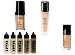 best wedding makeup foundation