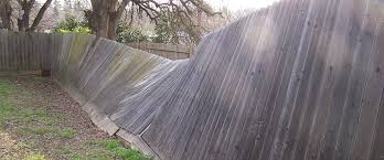How To Fix A Wobbly Fence With A Concrete Repair Spur