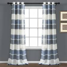 Romantic French style curtain sheers. Simply filtering light or beautifully  embroidered.