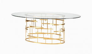 51 glass dining tables that create an