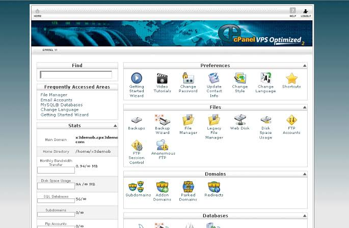 cPanel Hosting – Powerful cPanel for Web Hosting Management