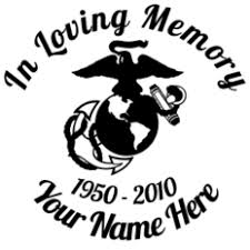 Customizable In Loving Memory Car Decals Stickers