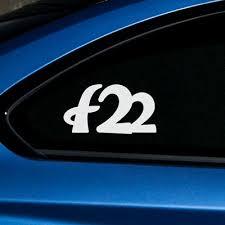 Bmw F22 Window Windshield Sticker Stance Drift Sport Decal Ebay