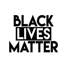 Blm Black Lives Matter Movement For Racial Equality For Vinyl Sticker