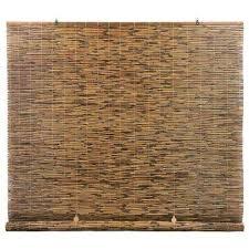 bamboo outdoor shades shades the