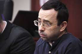 Former Michigan State doctor Larry Nassar: I was attacked in federal prison