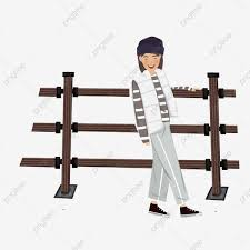 Characters On The Side Of The Goddess Fence Girls Day Goddess Festival Fence Png Transparent Clipart Image And Psd File For Free Download