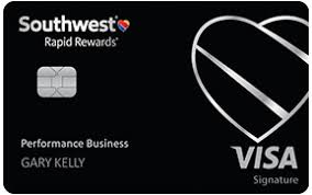 southwest airlines business credit card