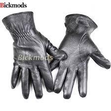 men s deerskin gloves fashion style