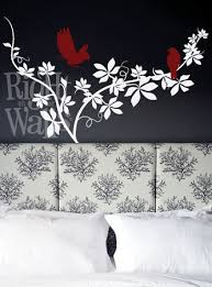 Busy Tree Branch Wall Decals Vinyl Art Stickers