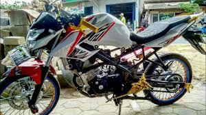 koleksi gambar modifikasi motor cb150r
