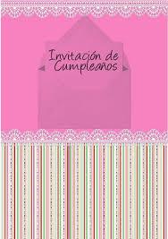 Invitacion Cumpleanos Martina By Elena Castillon Issuu