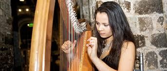 kent harpists hire a wedding harpist