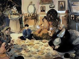 جمعوا بين موائد الروم والفرس والمغني زرياب يؤسس المطبخ الأندلسي