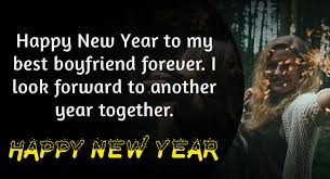happy new year wishes for her girlfriend and wife newyear