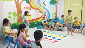 Trải nghiệm lớp học Tiếng Anh trẻ em tại Clever Junior