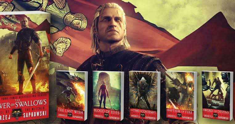 The Witcher Book