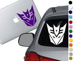Transformers Decepticons Decal Sticker