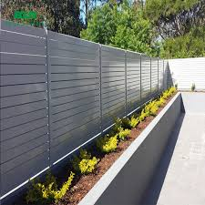 Powder Coated White Aluminum Fence Panels View White Fence Bld Product Details From Ballede Shanghai Metal Products Co Ltd On Alibaba Com