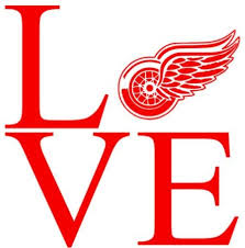 Detroit Red Wings Car Decal By Melissasvinyldesigns On Etsy Red Wings Car Decals Detroit Red Wings