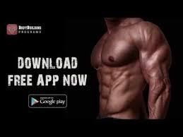 bodybuilding programs apps on google play