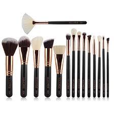 15pcs maange makeup cosmetic brushes