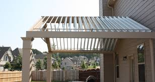 texas adjustable roof patio cover