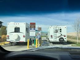 can i dump my rv or cer tank into my