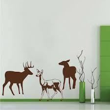 Deer Wall Decals Trendy Wall Designs