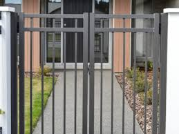 Quality Gates And Entranceways Wooden And Metal New Zealand