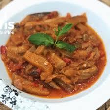 Etsiz Patlıcan Yemeği (Tavuk Suyuna) – Nefis Ev Yemekleri Tarifleri