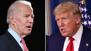 Biden holds small lead over Trump nationally: poll | TheHill