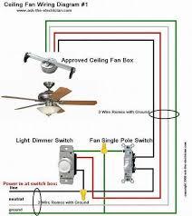 ceiling fan wiring diagram 7