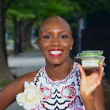 Keisha Jeremie-Smith is Giving Us the Sauce! Apple Sauce That Is!