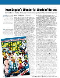 Comic Book Creator #2 by TwoMorrows Publishing - issuu