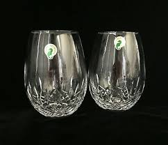 waterford lismore nouveau stemless deep