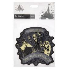 Hitchhiking Ghost Car Magnet The Haunted Mansion Shopdisney