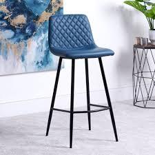 ripley bar stool teal