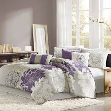 7 pc comforter bed set by madison park