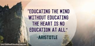 quotes about holistic education quotes