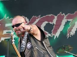 The Metal Voice - Happy Birthday Allan Johnson Bassist of ...