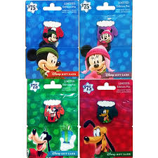 disney gift card pin happy holidays