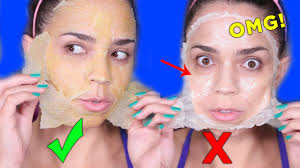 diy l off face mask for pimples