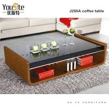 chrome and glass center or coffee table
